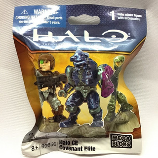 Mega Bloks Halo Fest Ce Covenant Elite