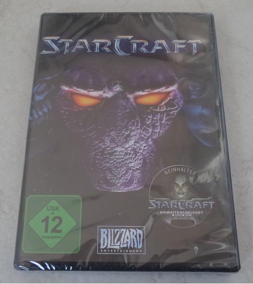Starcraft & Broodwar ( Lacrado E Alemão )