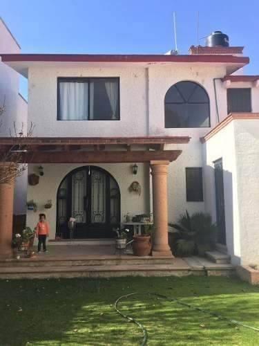 Se Vende Casa En Club De Golf Tequisquiapan