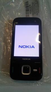 Nokia N85 Preto Wifi, Foto, Video, Mp3, Mp4 Cam 8mp Novo