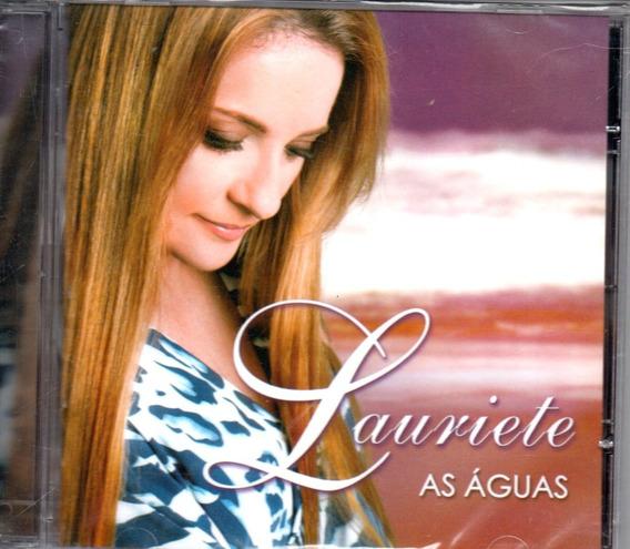 Cd Lauriete - As Águas