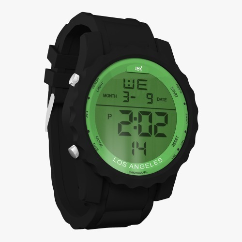 Relógio Digital Masculino 18k Esporte Original Promocional