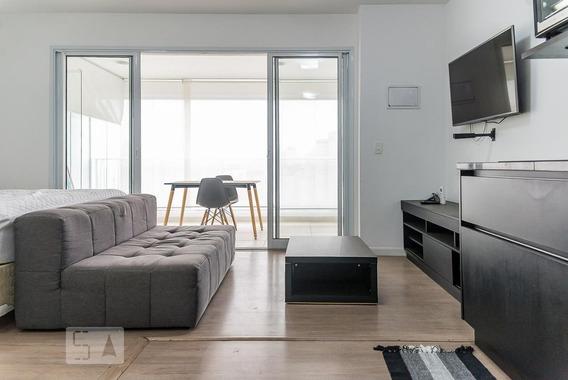 Apartamento Para Aluguel - Consolação, 1 Quarto, 43 - 893113377