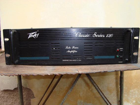 Amplificador Valvulado Peavey 120