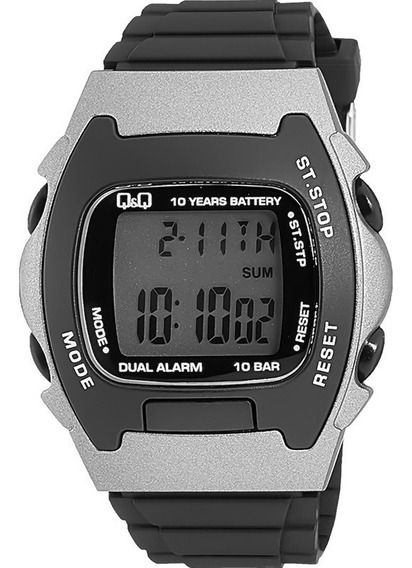 Relógio Q&q Masculino Original Garantia Nota Mac5p111y