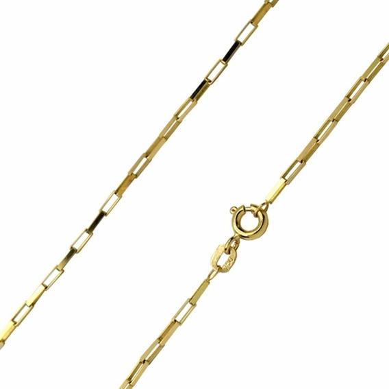 Corrente Cartier 60cm Cordão Ouro 18k