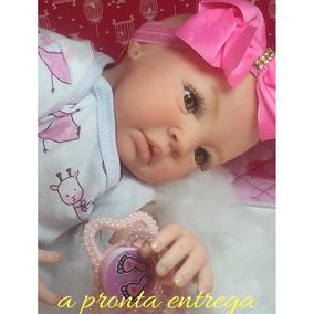 Bebe Reborn Tata Luxo(carequinha)