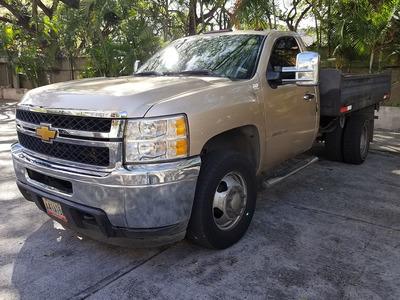 Chevrolet C3500 Hd - Camión Plataforma 4x4 T/a T/c