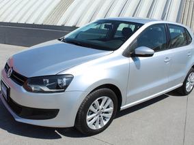 Volkswagen Polo 1.2thighline At Impecable C/garantia Agencia