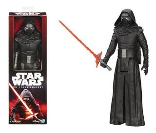 Star Wars Kylo Ren Muñeco 30 Cm Original Hasbro