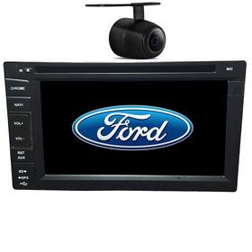 Central Multimidia Ford Ka 2008 A 2012 Gps Tv Espelhamento
