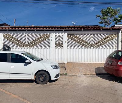 Casa Com 8 Cômodos E 3 Banheiros Na Lage 23( Ceilândia Sul )