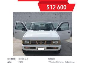 Vendo Camioneta Nissan Doble Cabina (4x2)