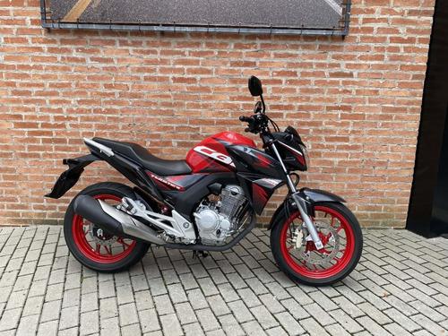 Honda Twister 250 2020 Apenas 2200 Km Rodados