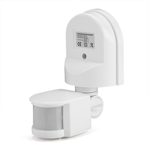 Sensor De Movimiento Infrarrojo 180° Ip44 - Ledvance- E. A.