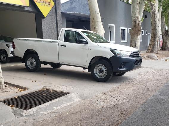 Toyota Hilux C/s 2.4 4x2