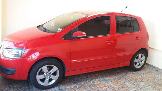 Volkswagen Fox 1.0 Vht Trend Total Flex 5p 1543 Mm 2010