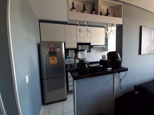 Imagem 1 de 10 de Spazio Joanesburgo | Apto 44 M²  2 Dorms | Ara04-8217 - V8217
