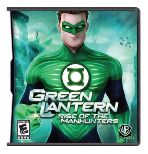 Juego Nintendo Ds Green Lantern Rise