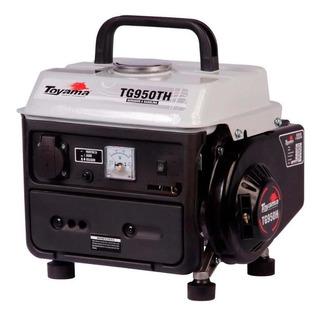 Gerador De Energia 2t Gasolina 800w 220v Toyama-tg950th2