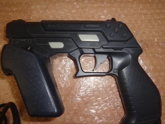 Pistola Guncon - Ps3 - Usada Uma Única Vez