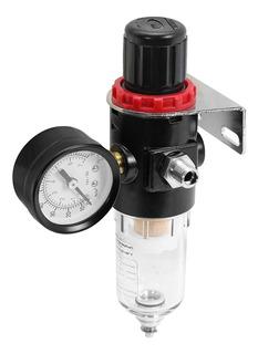 Filtro Regulador De Presion Para Compresor De 1/8 Hasta 2h