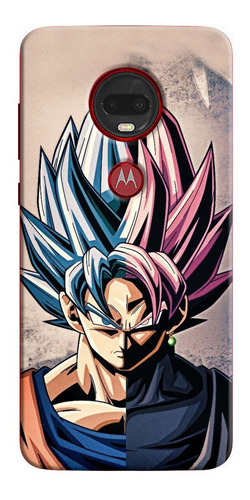Funda Estuche Forro Goku Black Xiaomi Nokia Asus