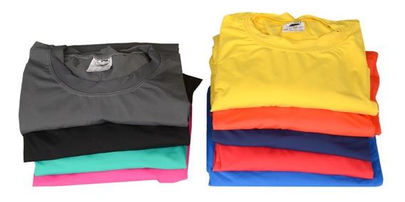 2 Camisa C/ Proteção Solar Uv 50+ Plus Size Extra Grande **