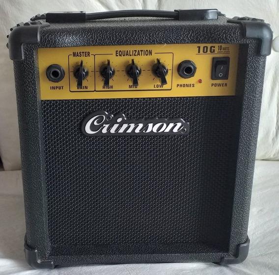 Amplificador Crimson 10g Guitarra Eléctrica 10w