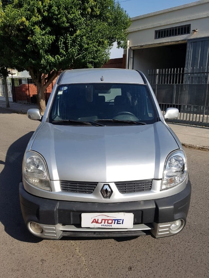 Renault Kangoo Autentique Plus 7 Asientos C/ Gnc 5ta. 2013