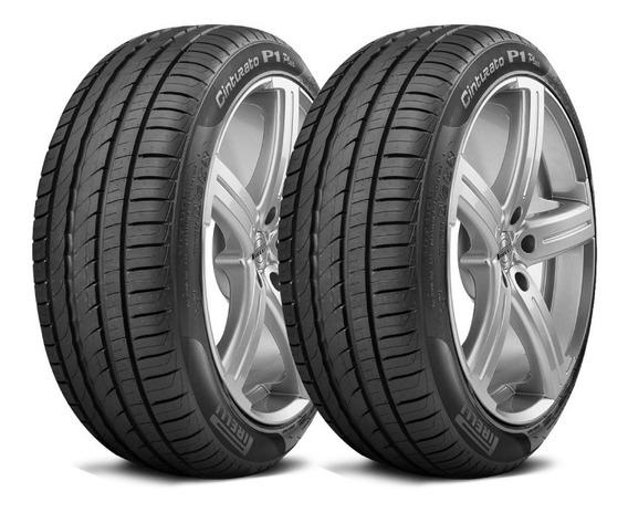 Kit X2 Pirelli 195/55 R15 V P1 Cinturato Neumen Ahora18