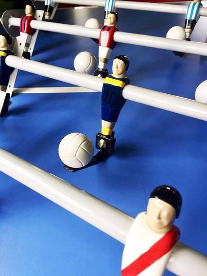 Perchero De Futbol De Pared En Barra De Fundicion Aluminio