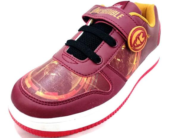 Zapatillas Skate Marvel Iron Man Energy