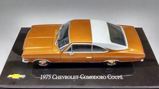Miniatura Chevrolet Opala Comodoro Coupé 75 - Salvat Ed 61
