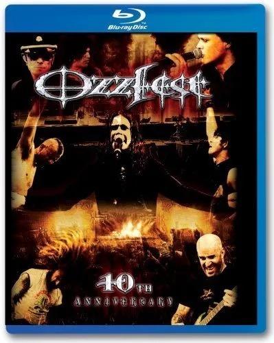 Blu Ray Ozzfest 10th Anniversary Ozzy Osbourne Original Usa