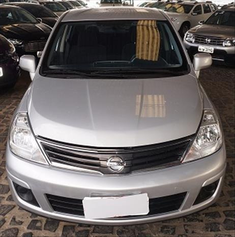 Tiida 1.8 S 16v Flex 4p Manual