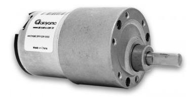 Micro Motor Dc C/ Cx Red.12v 3rpm 15,00kgf.cm - Frete Grátis