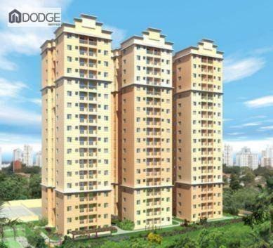 Apartamento A Venda No Bairro Vila Gonçalves Em São - Ap0057-1