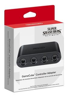 Adaptador Gamecube Nintendo Switch Original // Huamansales