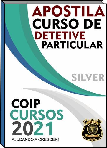 Curso De Detetive Particular Silver