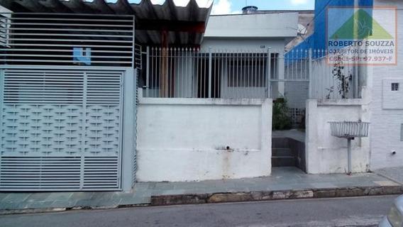 Casa Para Venda Em São Paulo, São Miguel Paulista, 2 Dormitórios, 1 Banheiro, 1 Vaga - 00376