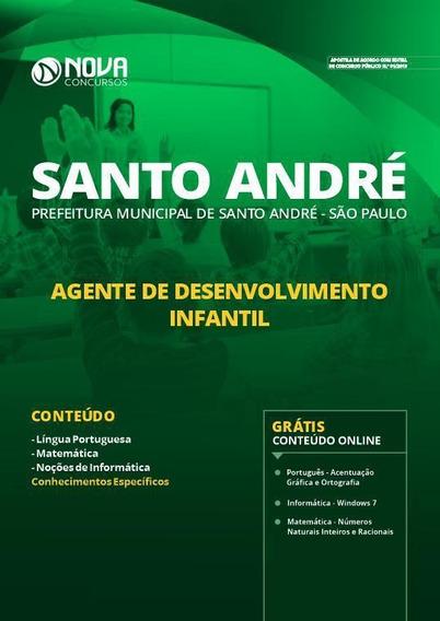Apostila Santo André Sp Agente De Desenvolvimento