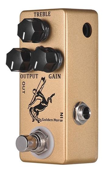 Mosky Golden Horse Guitarra Overdrive Efeito Pedal Full