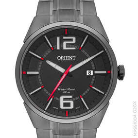 Relógio Orient Neo Sport Grafite Masculino Mpss1004 G2gx +nf