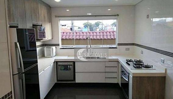 Casa Com 2 Dormitórios À Venda, 184 M² Por R$ 585.000,00 - Paulicéia - São Bernardo Do Campo/sp - Ca0382