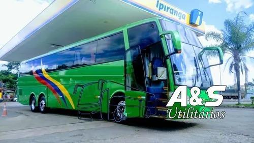 Imagem 1 de 13 de Busscar Vissta Buss Hi Ano 2001 M.b O 400rsd Ais Ref 934