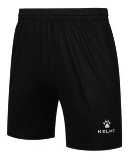 Short Deportivo Kelme Futbol Entrenamiento Negro Kelme-uy