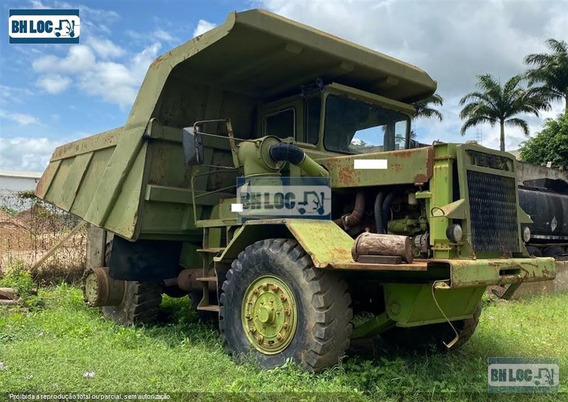 Caminhão Terex R22 Ref.183372