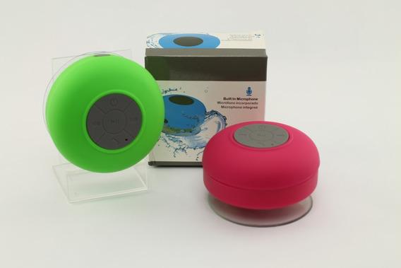 Mini Corneta Oem Bluetooth Impermeable Con Chupon