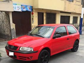 Volkswagen Gol 2005 1.6 Mecánico Gasolinero Buen Estado Lima